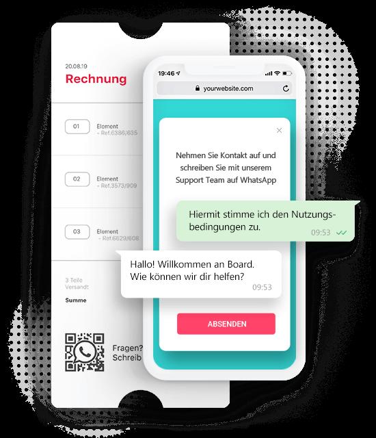 WhatsApp Messaging API