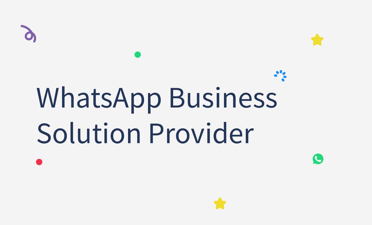 Provedor de Soluções de WhatsApp Business